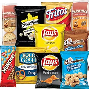 Amazon.com : Sweet & Salty Snacks Variety Box, Mix of