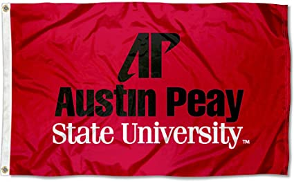 College Flags and Banners Co Austin Peay Governors Garden Flag
