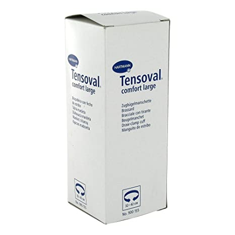 MANGUITO TENSOVAL CONFORT BRAZO 32 A 42: Amazon.es: Salud y cuidado ...