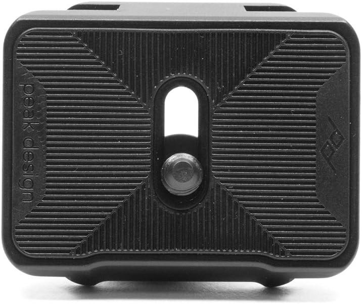 Peak Design Dual Plate V2 Also ARCA and RC2 Tripod Compatible for Capture Camera Clip
