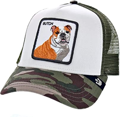 Gorra Trucker Goorin Butch Camuflaje: Amazon.es: Zapatos y ...