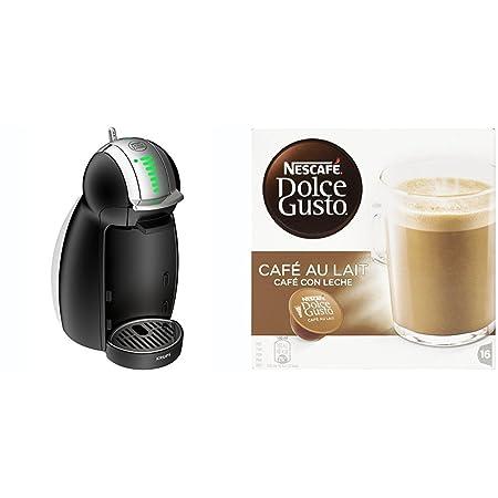 Pack Krups Dolce Gusto Genio 2 KP1608 - Cafetera de cápsulas, 15 ...