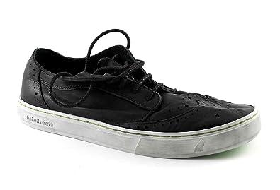 8424dd4b81e92b SATORISAN 161.023 Yukai Les chaussures noires homme noir anglais lacets en  cuir derby 41