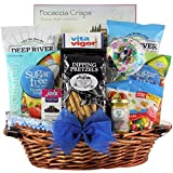 GreatArrivals Gift Baskets Sugar Free Get Well Wishes! Get Well Gift Basket, 2.27 Kilogram