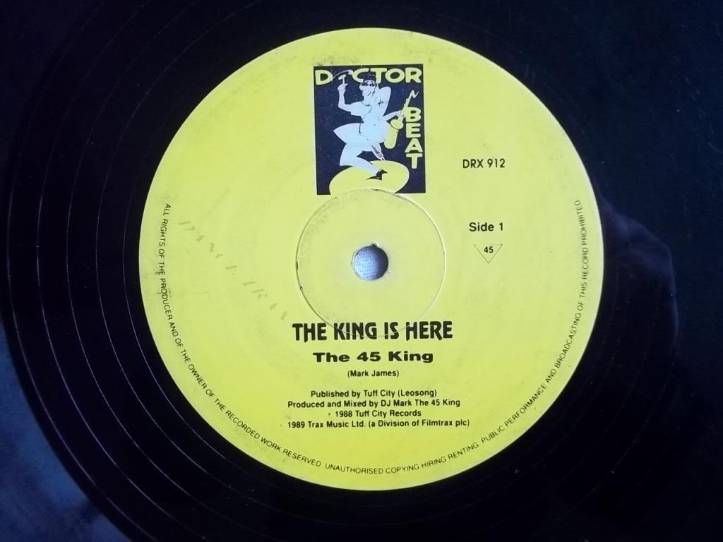 45 King 12 Inch (12