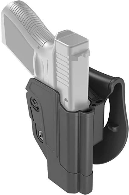 Orpaz Jericho 941 Holster /& Baby Eagle Holster POLYMER Frame Only,Paddle Holster