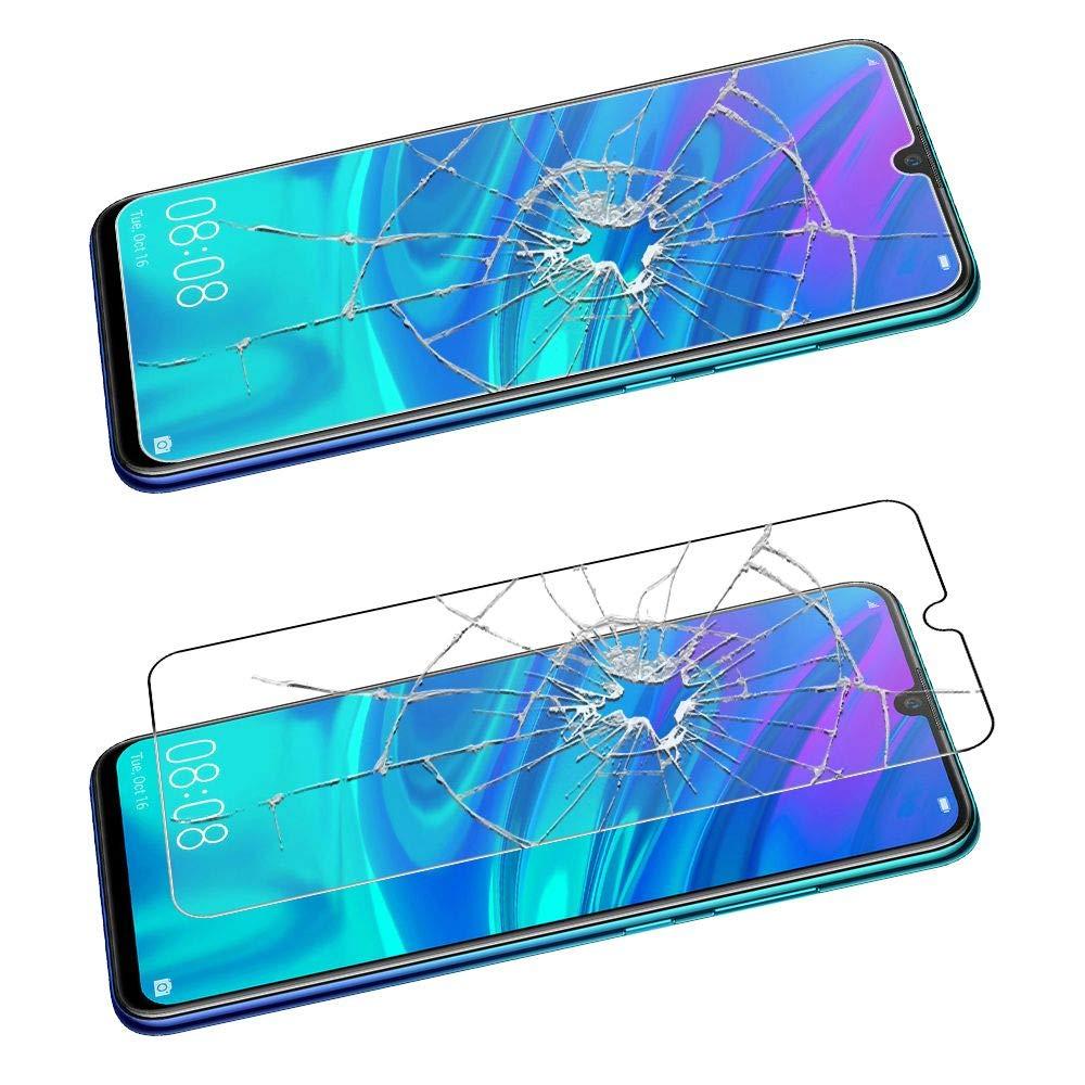 Compatible Funda Huawei P Smart 2019 Carcasa Cartera Cuero PU Funda Billetera Ranuras Tarjeta ebestStar Funci/ón Soporte Negro//Rojo +Cristal Templado Pantalla Aparato: 155.2 x73.4 x8mm, 6.21