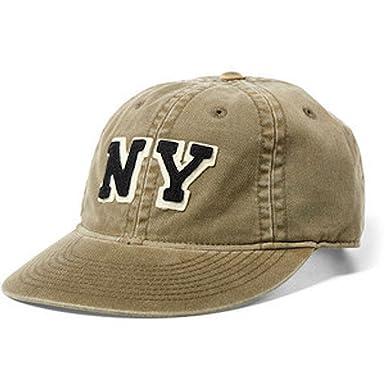 Polo Ralph Lauren - Gorra de béisbol - para hombre Verde caqui ...