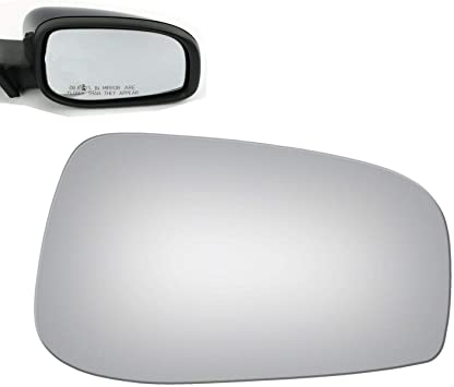 Rugged TUFF exactafit 8117R Passenger Right Side Mirror Replacement Glass 2004 2005 2006 Volvo S60 S80 V70