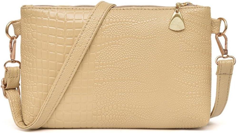 Braun Btruely Umh/ängetasche Damen Schultertasche Elegant Schule Messenger Handtaschen Vintage Taschen