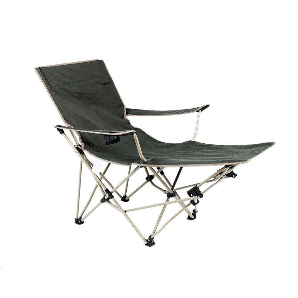 RFVBNM Faltung Bett multifunktionell Klappstuhl Liegestuhl einfach Lunchpause Stuhl Outdoor Liegestühle