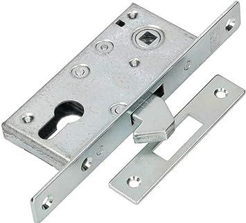 KOTARBAU® - Cerradura de gancho para puerta corredera H-60 de metal galvanizado resistente a la corrosión: Amazon.es: Bricolaje y herramientas