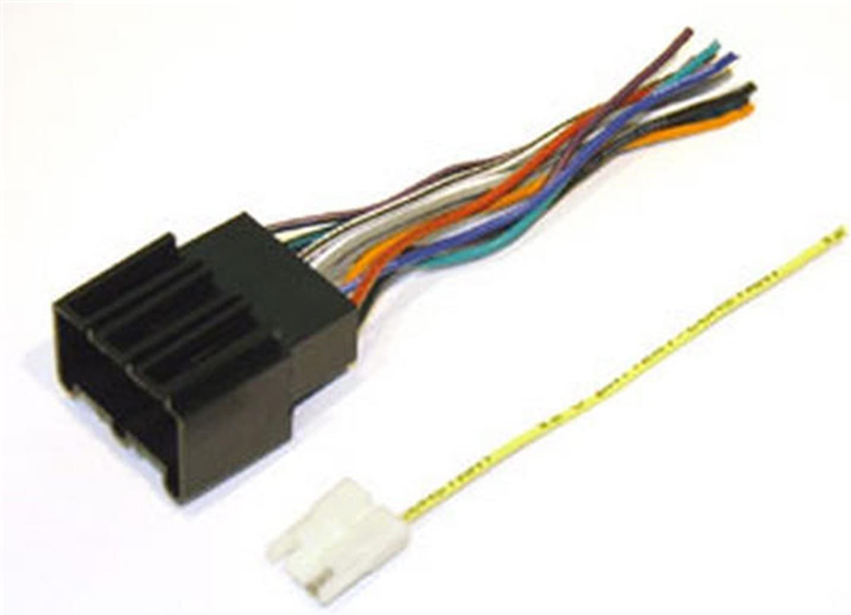 Scosche GM01B Power 4-Speaker Connector for 1978-87 General Motors