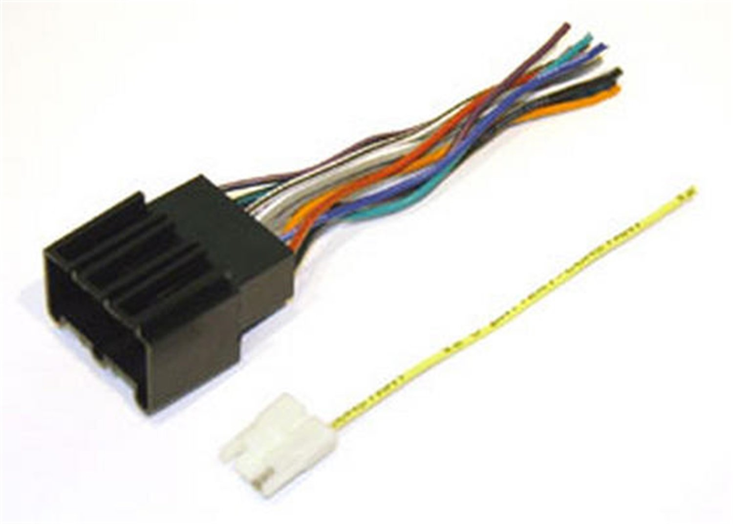 Scosche Gm01b Power 4 Speaker Connector For 1978 87 Camaro Radio Wiring General Motors Car Electronics