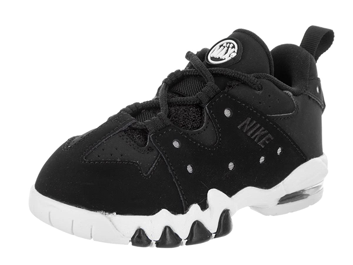 best website 29839 2eac5 Amazon.com   Nike Air Max CB 94 Low Toddler Shoes Black White Black  918338-001   Sneakers