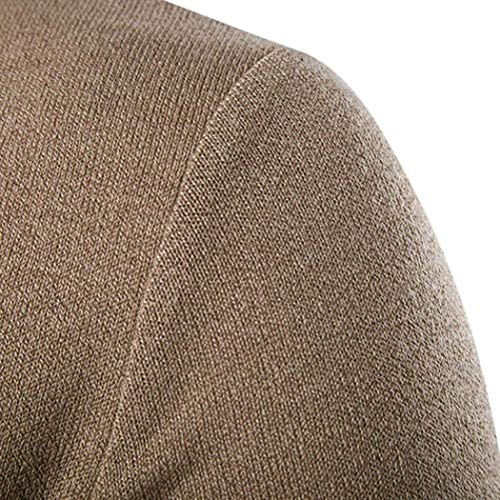Sweater Bot Invierno Coffee Betrothales Pullover Longra Otoño Jerseys  Cardigan Hombres q8w7zwtnB 902bc31132d4