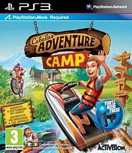 Cabela's Camp Adventure [Importación italiana]