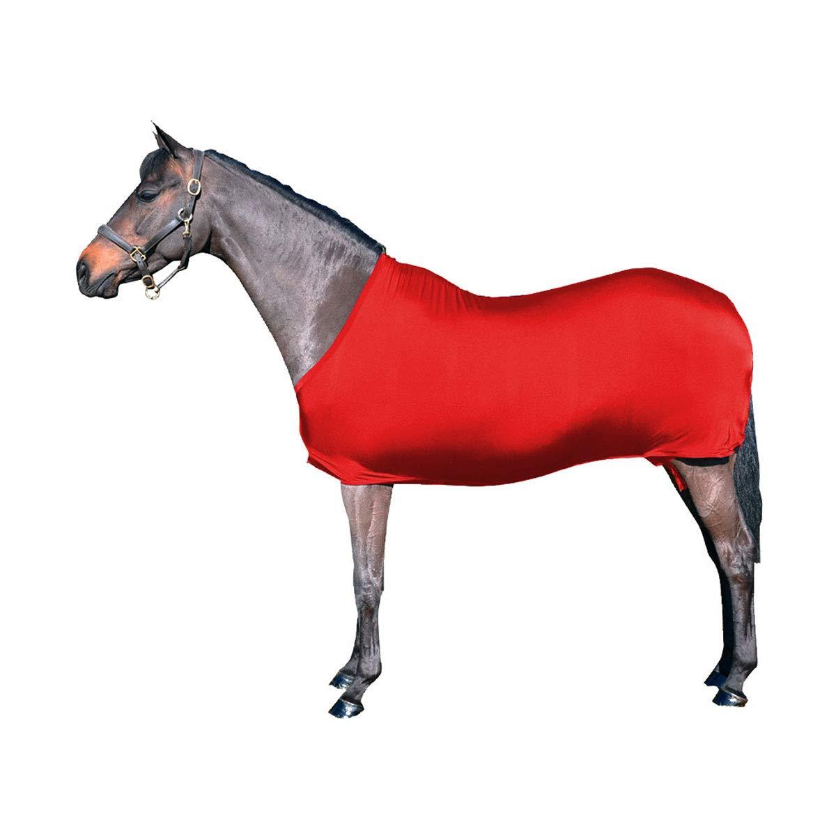 (スプリームプロダクツ) Supreme Products 馬用 ラグラップ Rug Wrap 馬着 乗馬 ホースライディング 14.2hh レッド B07N8Y35LY