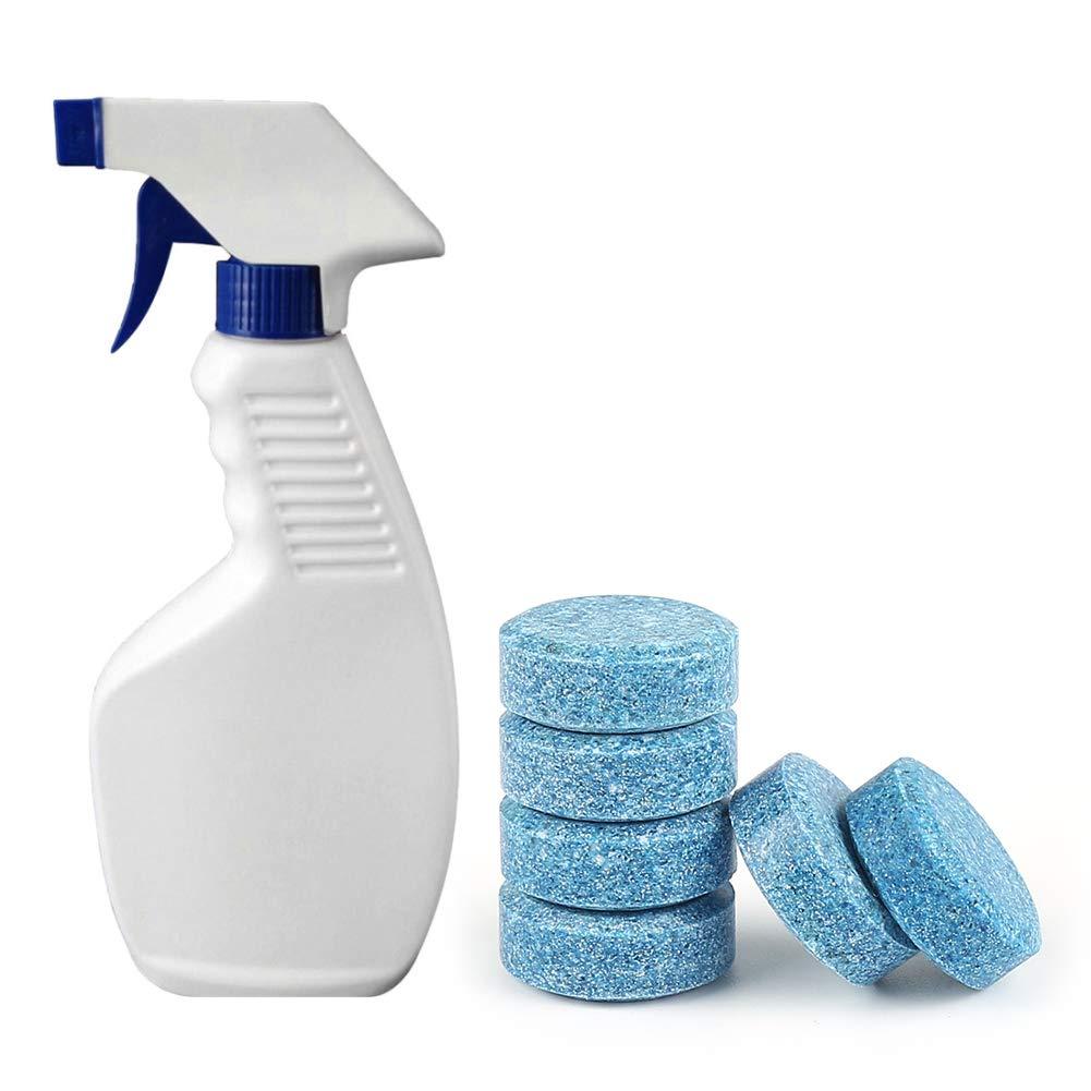 GUOYIHUA - Limpiador eficaz de Cristal de espray Multifuncional ...