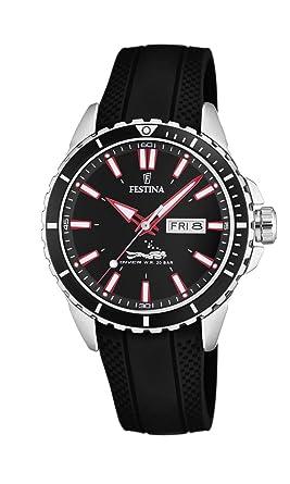 f33fdc36bd2 Festina Horloge F20378/2: Amazon.fr: Montres