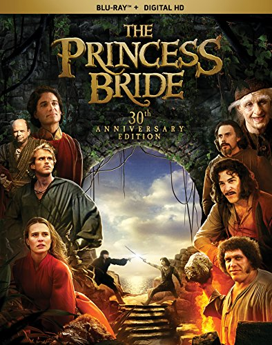 DVD : Princess Bride, The [Blu-ray]