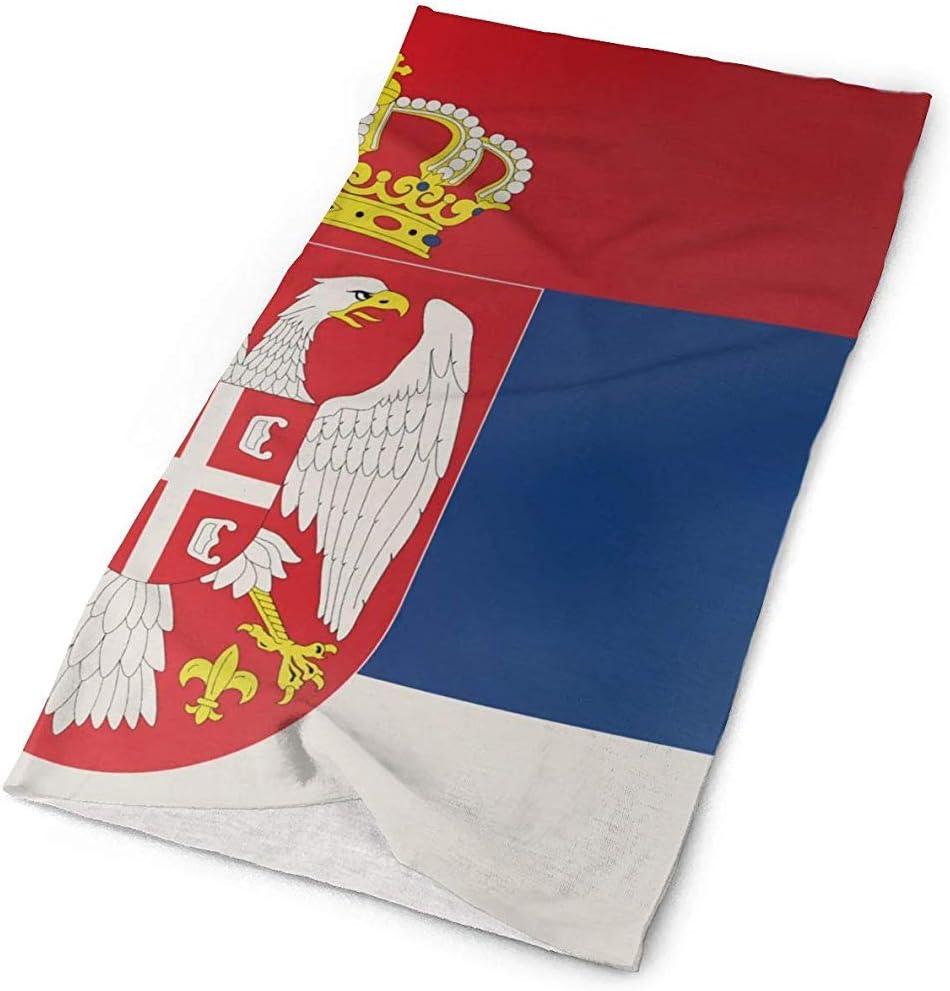 Autisum Diadema de Bandera Serbia Bandana Pound; Not; Headwear ...