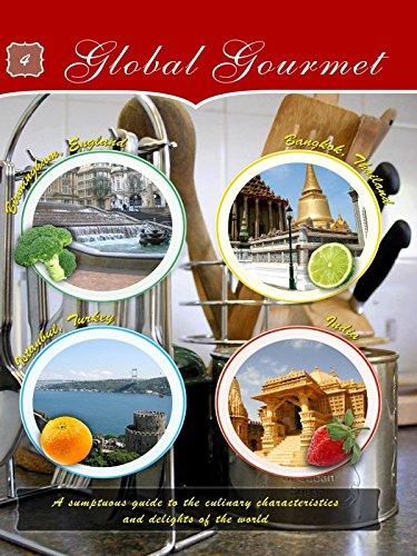 Global Gourmet - Kedgeree, Penang Beef Curry, Adana Kebab & Vegeterian Dish ()