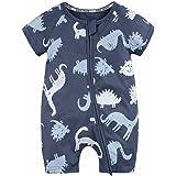 439dc070b Newborn Baby Boy Girl Fox Romper Summer Jumper Playsuit Outfits (0-3 ...
