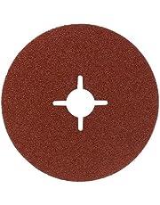 Bosch 2609256243 - Muela de fibra, Marrón, 115mm, granulación: 80