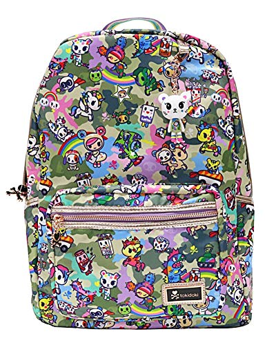 Tokidoki Camo Kawaii Backpack ()