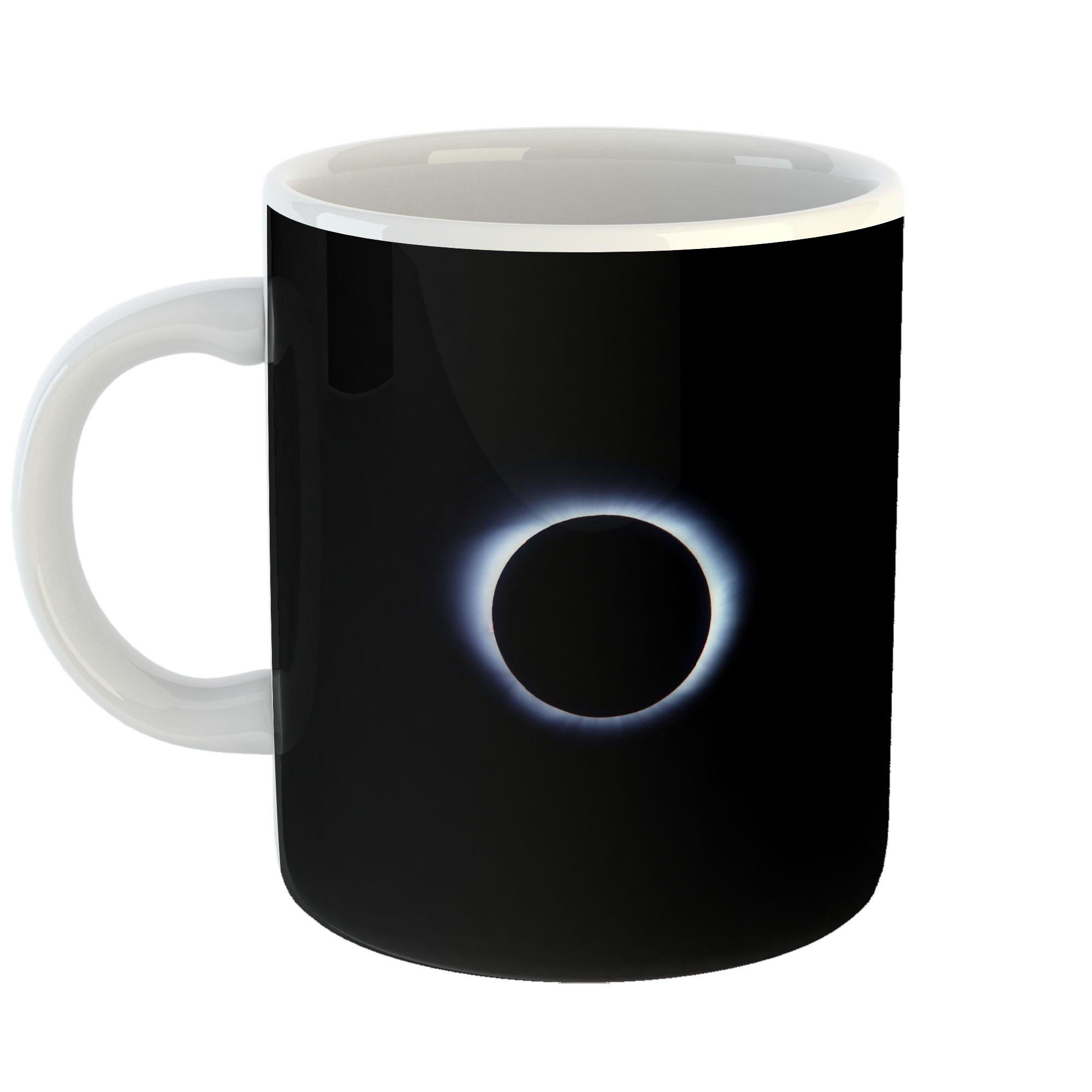 Westlake Art - Moon Solar - 11oz Coffee Cup Mug - Modern Picture Photography Artwork Home Office Birthday Gift - 11 Ounce (160B-E1DD0)