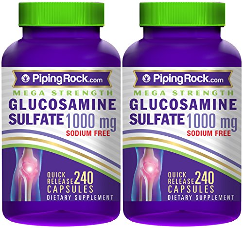 Piping Rock Strength Glucosamine Supplement
