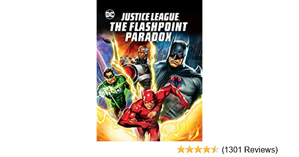 the flashpoint paradox full movie online