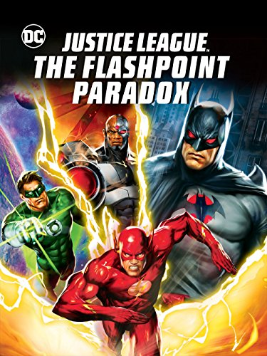 Justice League: The Flashpoint Paradox ()