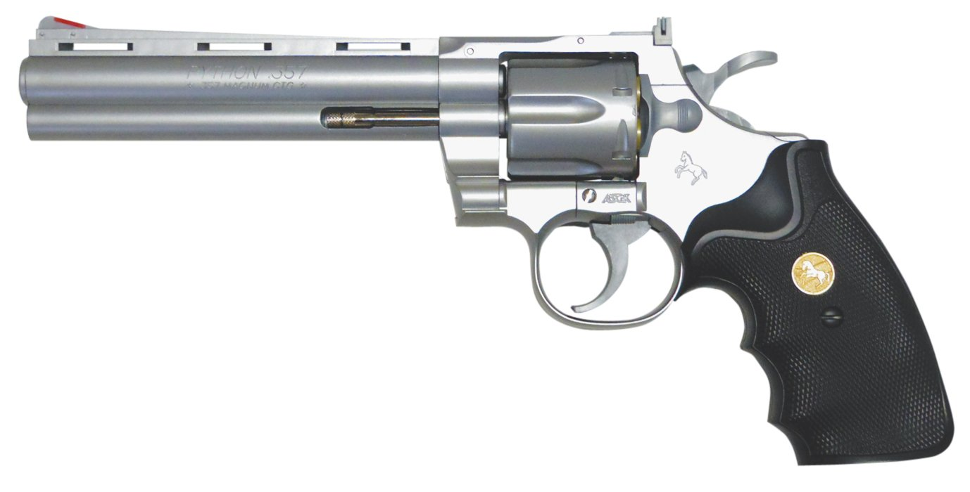 Image result for Colt Python