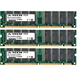 384MB KIT (3 x 128MB) For Tiny Office Connect System Office Connect System. DIMM SD NON-ECC PC100 100MHz RAM Memory. Genuine A-Tech Brand.