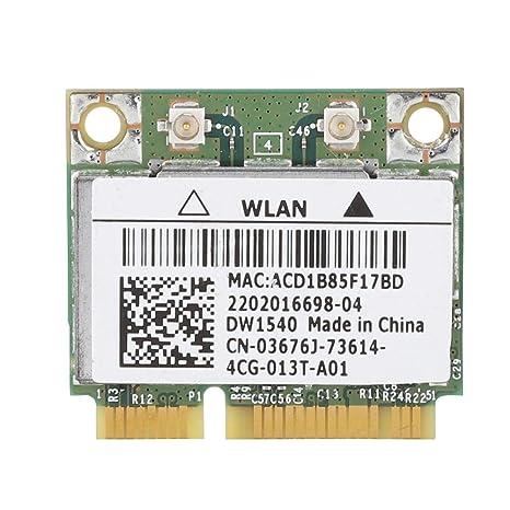 Tarjeta de Red informática, para DELL Broadcom BCM943228HM4L ...
