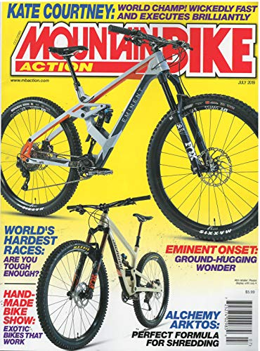 Mountain Bike Action July -