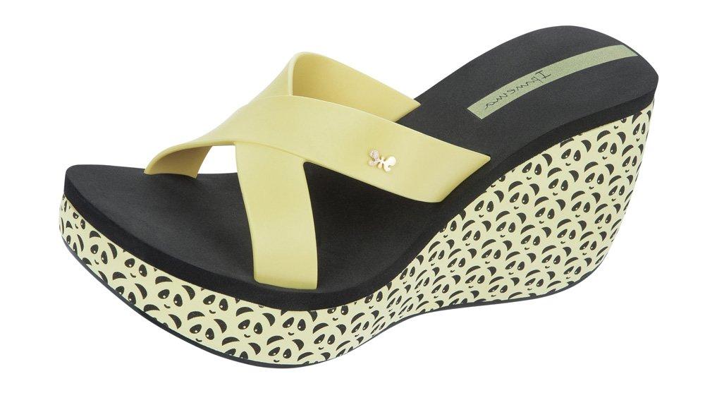 Ipanema Cruise Wedge Womens Flip Flops / Sandals B00U3BCFZY 40 M EU / 7 F(M) UK / 9 B(M) US Yellow