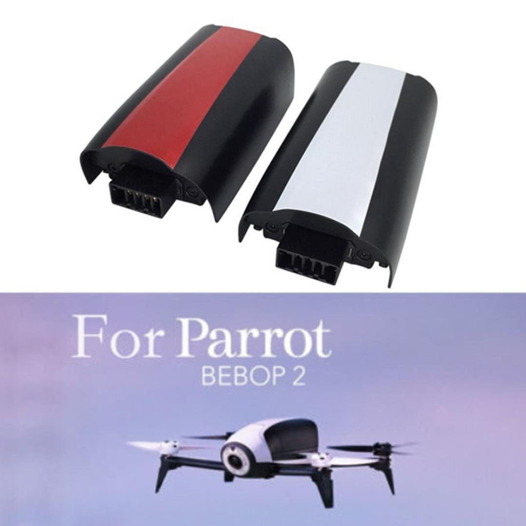 HUHU833 For Parrot Bebop 2 Drone, High Capacity 3100mAh 11.1V Rechargeable Lipo Battery