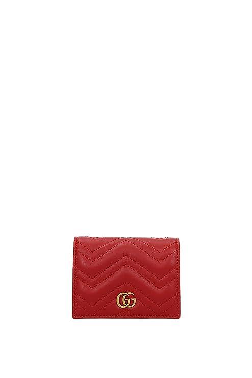 Portadocumentos Gucci Mujer - Piel (466492DRW1T)