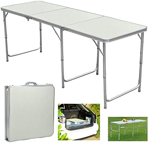 LEXING Portable Aluminum Folding Outdoor Camping