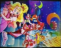 Goプリンセスプリキュア ピンナップポスター 春野はるかキュアフローラ スカーレット紅城トワ 天ノ川きららトゥインクル みなみマーメイドの商品画像