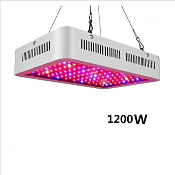 1200W Grow Led Pflanzenlampe Zimmerpflanzen Lampe Wachstumslampe ...