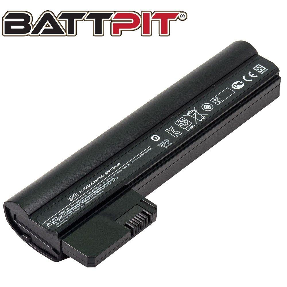 Battpit Recambio de Bateria para Ordenador Portátil HP Mini 110-3133ss (2400mah / 26wh): Amazon.es: Electrónica