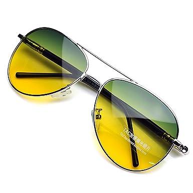 Amazon.com: PenSee Día visión nocturna anteojos Anti-Glare ...