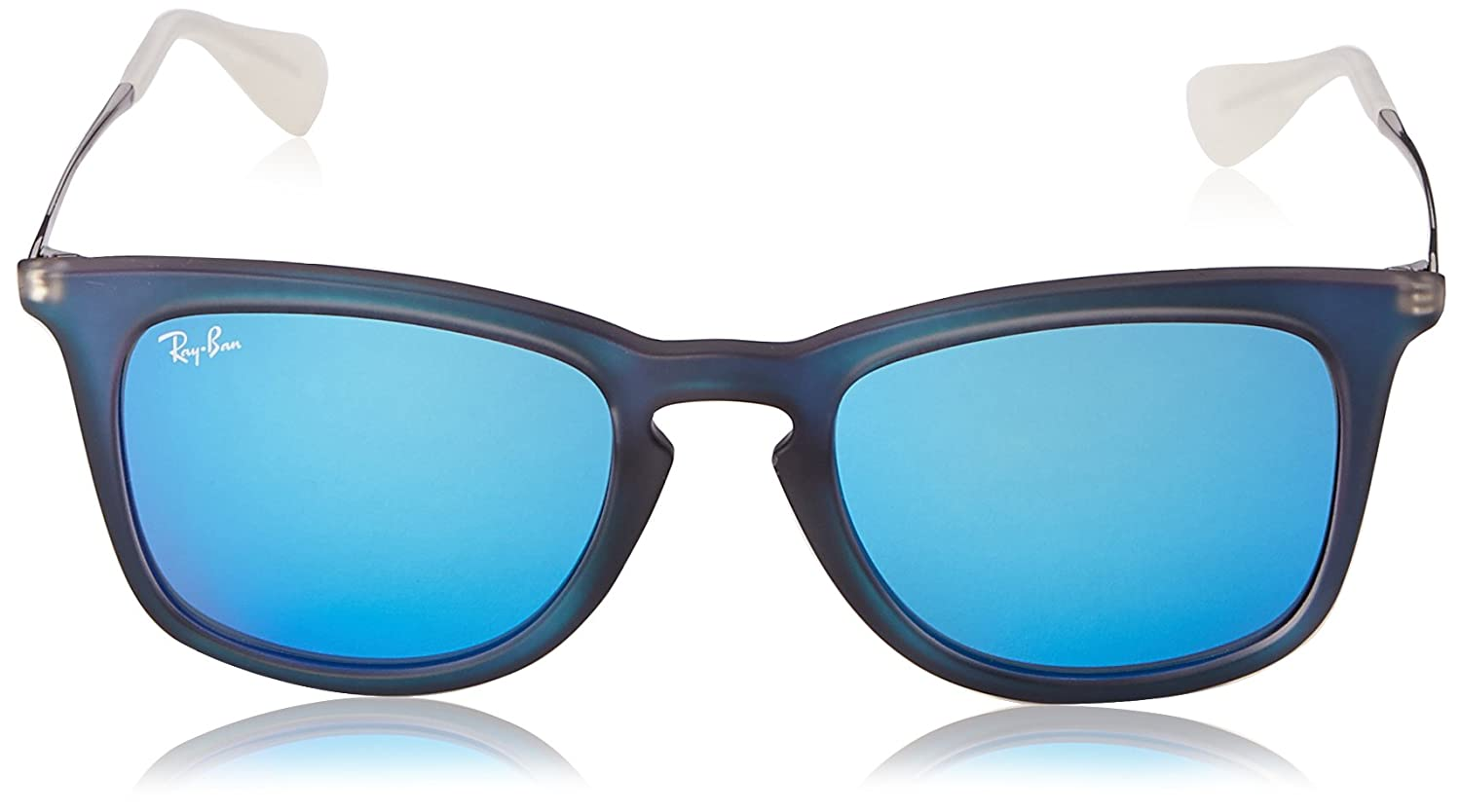 b2388db29d3 Amazon.com  Ray-Ban Men s Injected Man Sunglass Square