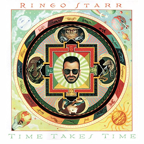Time Takes Time (180 Gram Audiophile Translucent Green Vinyl/Limited Edition/Gatefold Cover) (Green Starr)