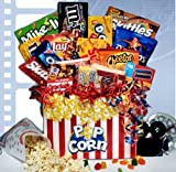 Double Feature Movie Gift Basket