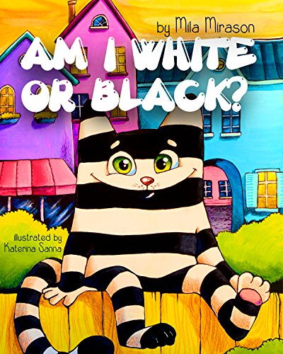 Am I White Or Black? by Mila Mirason